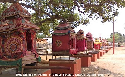 dola-melana-or-milan-at-village-tirimal-dist-khurda-state-orissa-india