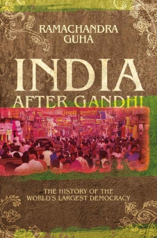 india-after-gandhi-review