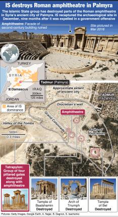 palmyra-amphitheatre-destroyed