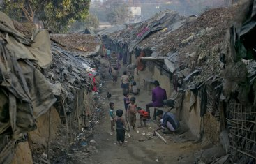 Rohingya Refugees in Bangladesh to Be Relocated to Remote, Inhospitable Island