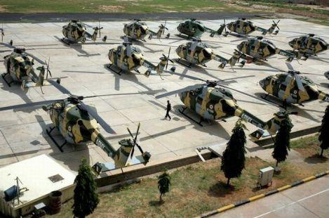 army-chopper