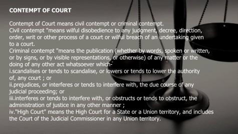 contempt-of-court