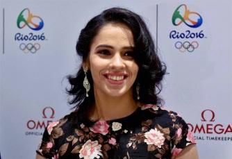 Saina Nehwal at promotional event