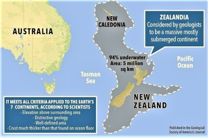 Zealandia Underwater